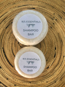 Shampoo Bar | All Hair Types | Gentle Formula
