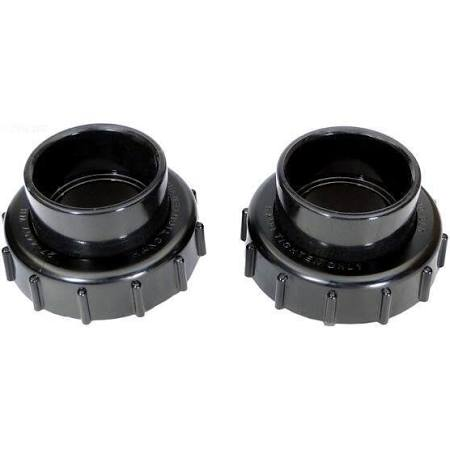Pentair Valve Adapter Kit, 2in. x 2-1/2in., Black 270100
