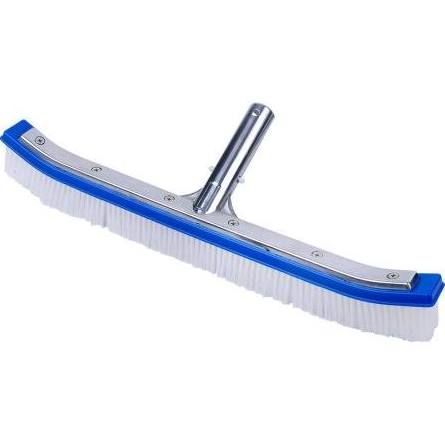 Pool Style PS404 18 inch Curved Wall Brush