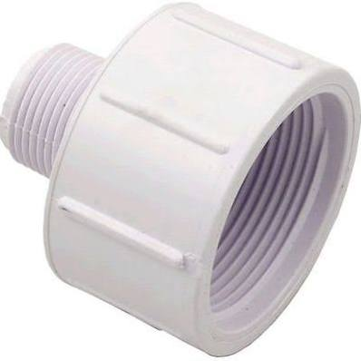 "Polaris Pool Cleaner Wall Adapter Coupling 3/4"" X 1.5"" .75 X 1.5 G9"