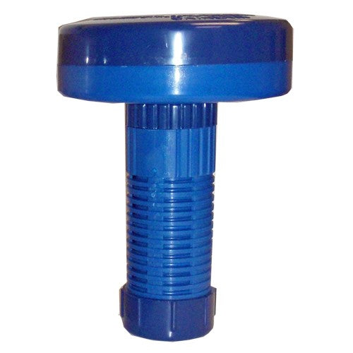 "Adjustable 1"" chlorine/bromine tablet feeder"