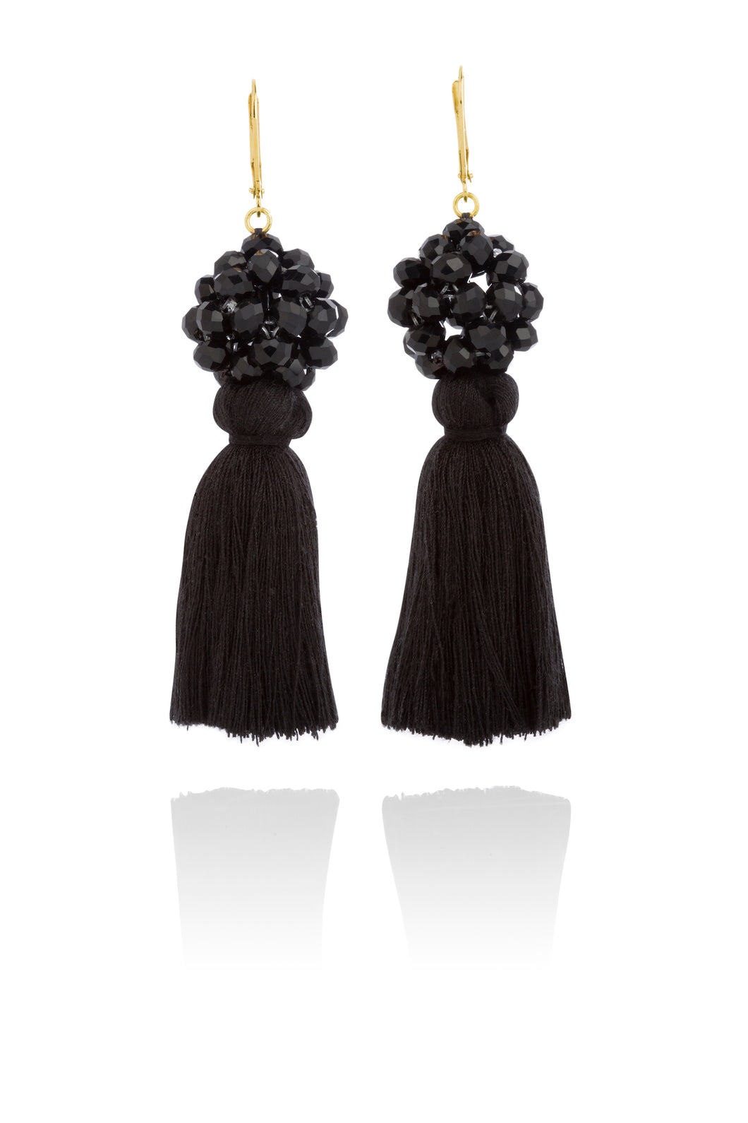 Earrings- Isabella Black
