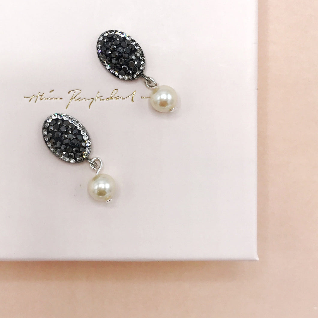 Earrings. Pearl. Limited edition