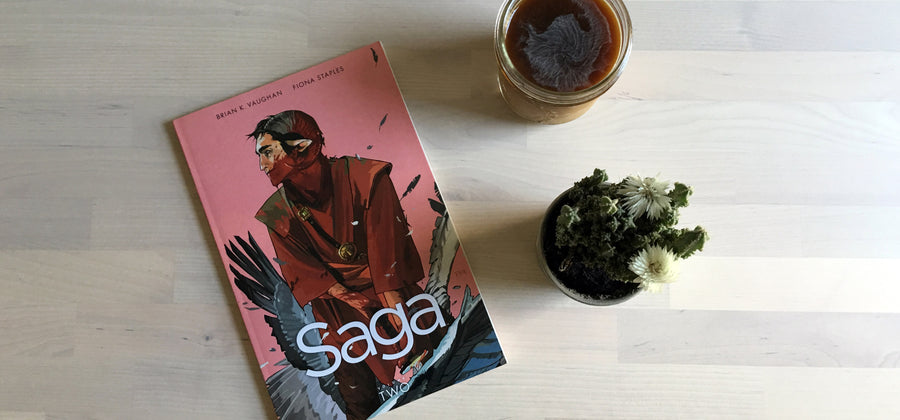 Coffee Break: Saga Volume Two