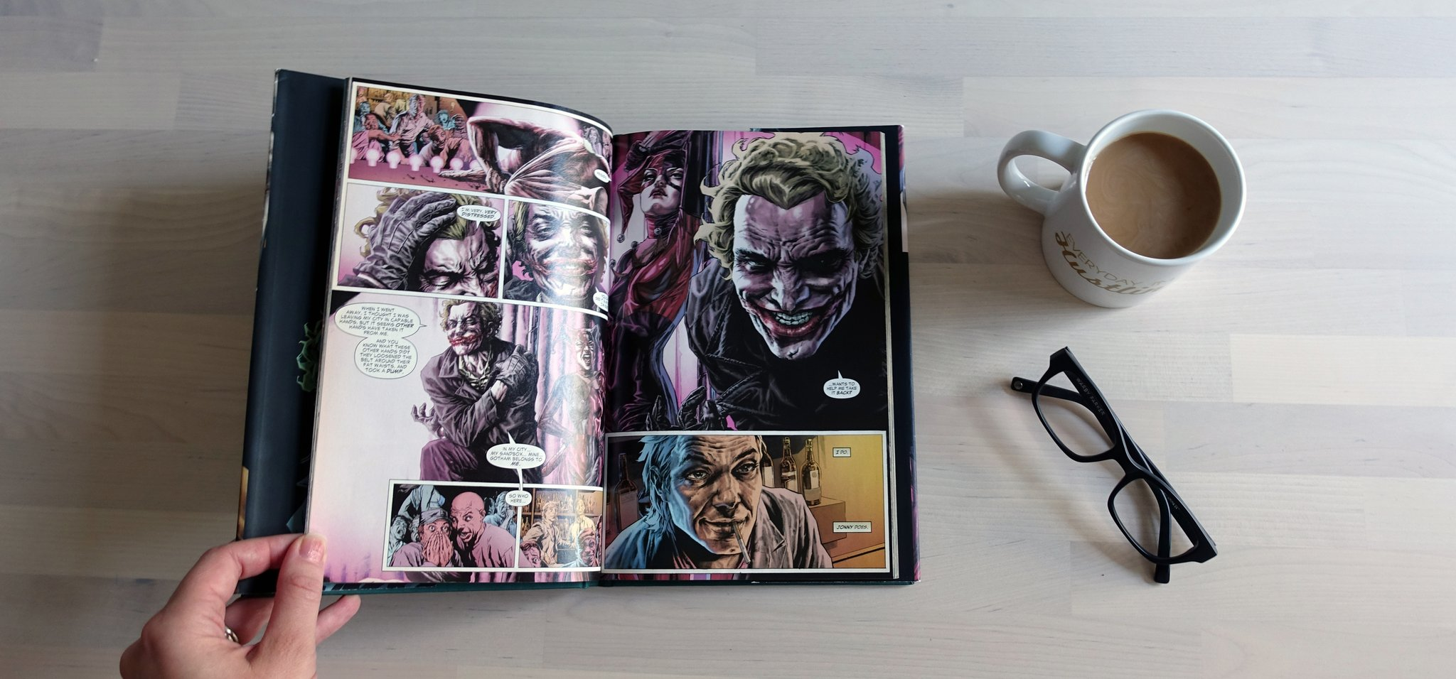 Coffee Break: Joker