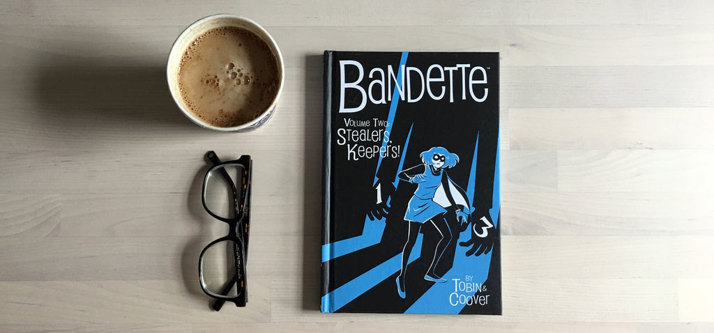 Coffee Break: Bandette Vol. 2