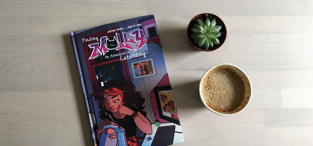 Coffee Break: Finding Molly Vol. 1