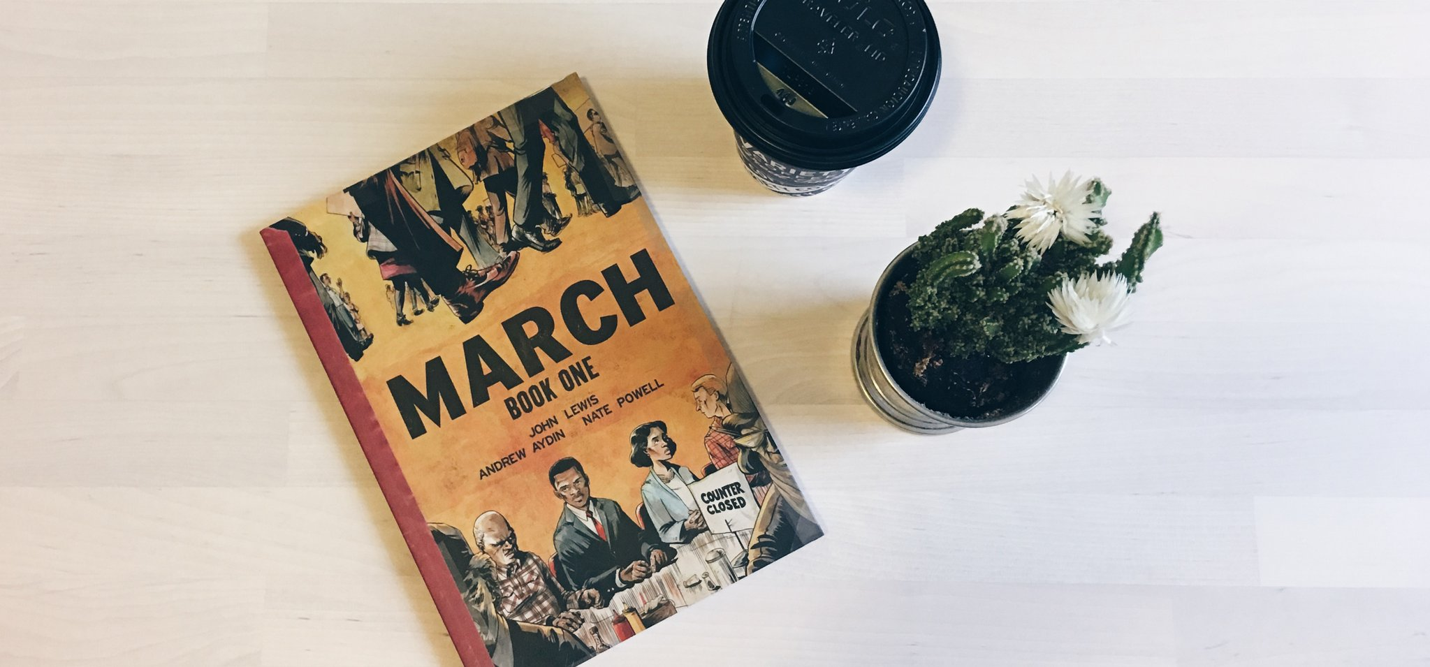 Coffee Break: March