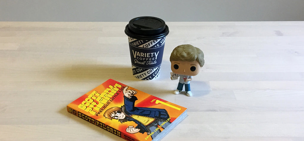 Coffee Break: Scott Pilgrim Volume One