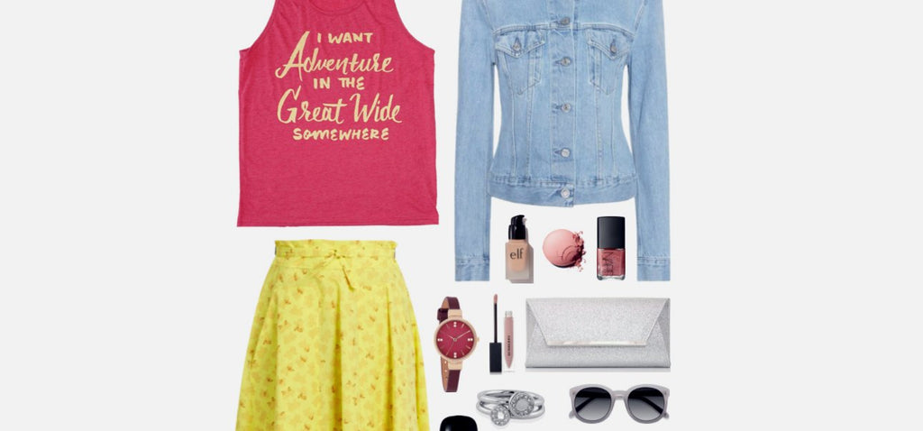 Geek Chic Outfit Inspiration: More Than This Provincial Life