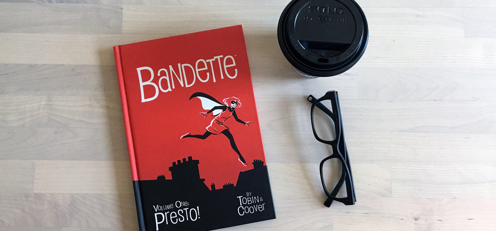 Coffee Break: Bandette Volume One