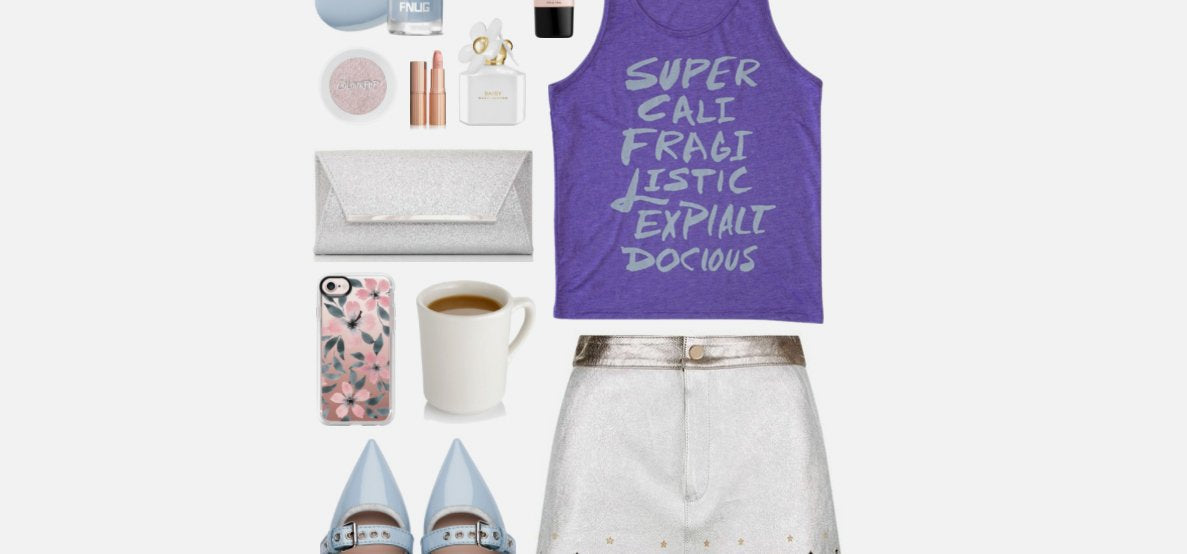 Geek Chic Outfit Inspiration: Always Sound Precocious