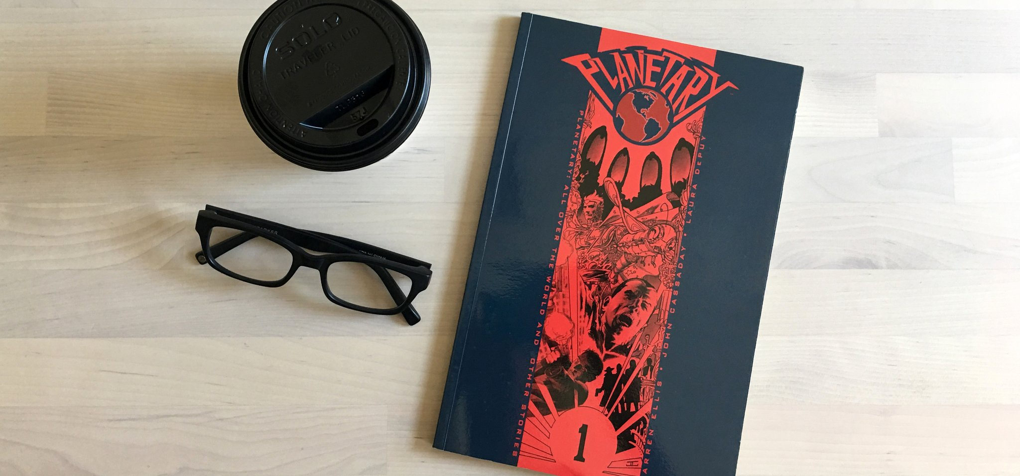 Coffee Break: Planetary Volume One