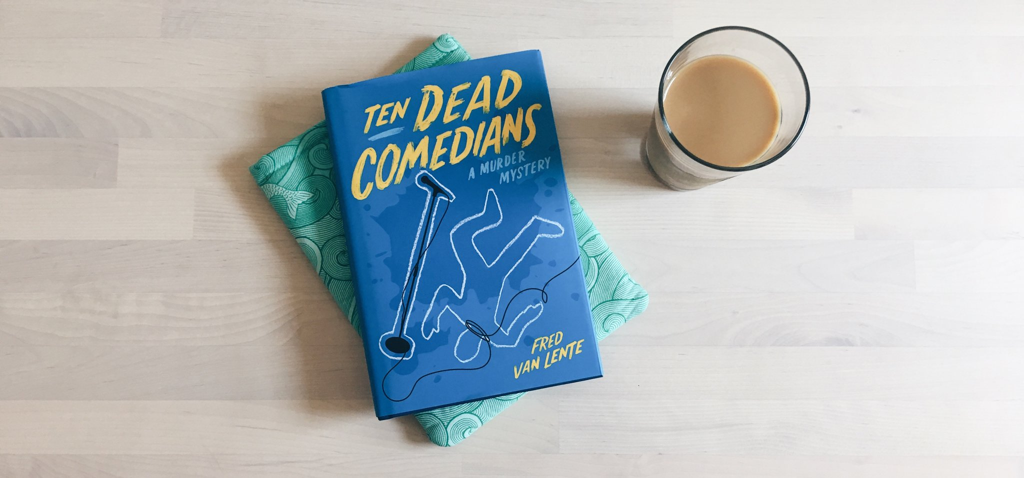Coffee Break: Ten Dead Comedians