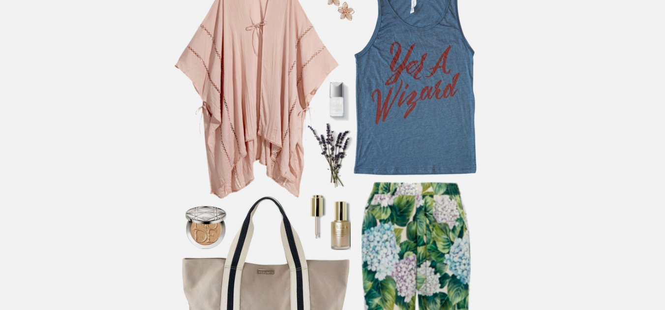 Geek Chic Outfit Inspiration: Sweet As Honeydukes