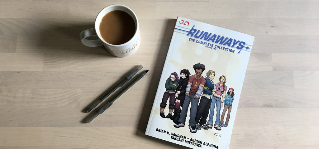 Coffee Break: Runaways Vol. One