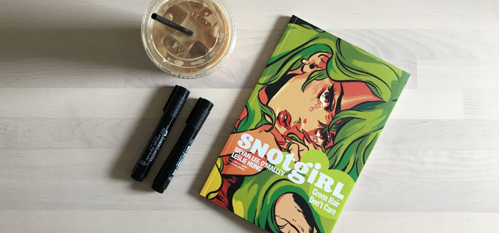 Coffee Break: Snot Girl Volume One