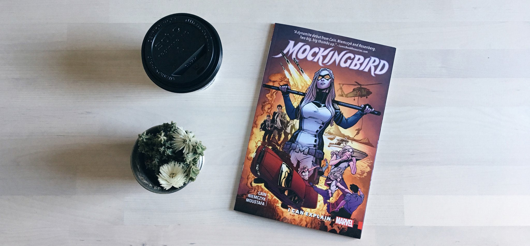 Coffee Break: Mockingbird