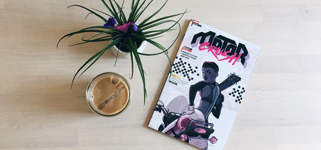 Coffee Break: Motor Crush Volume One