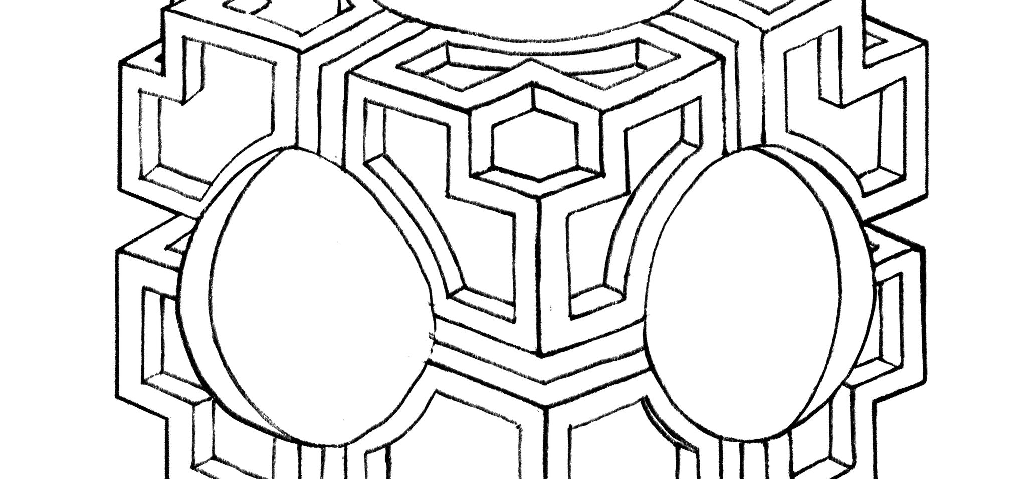 Beeble Box Free Coloring Page | Saturday Morning Cartoons