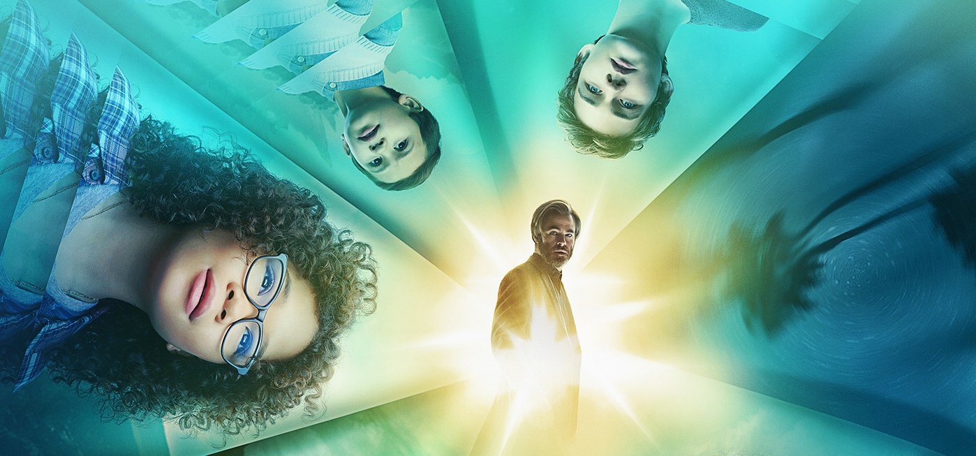 Twitter Chat: A Wrinkle In Time