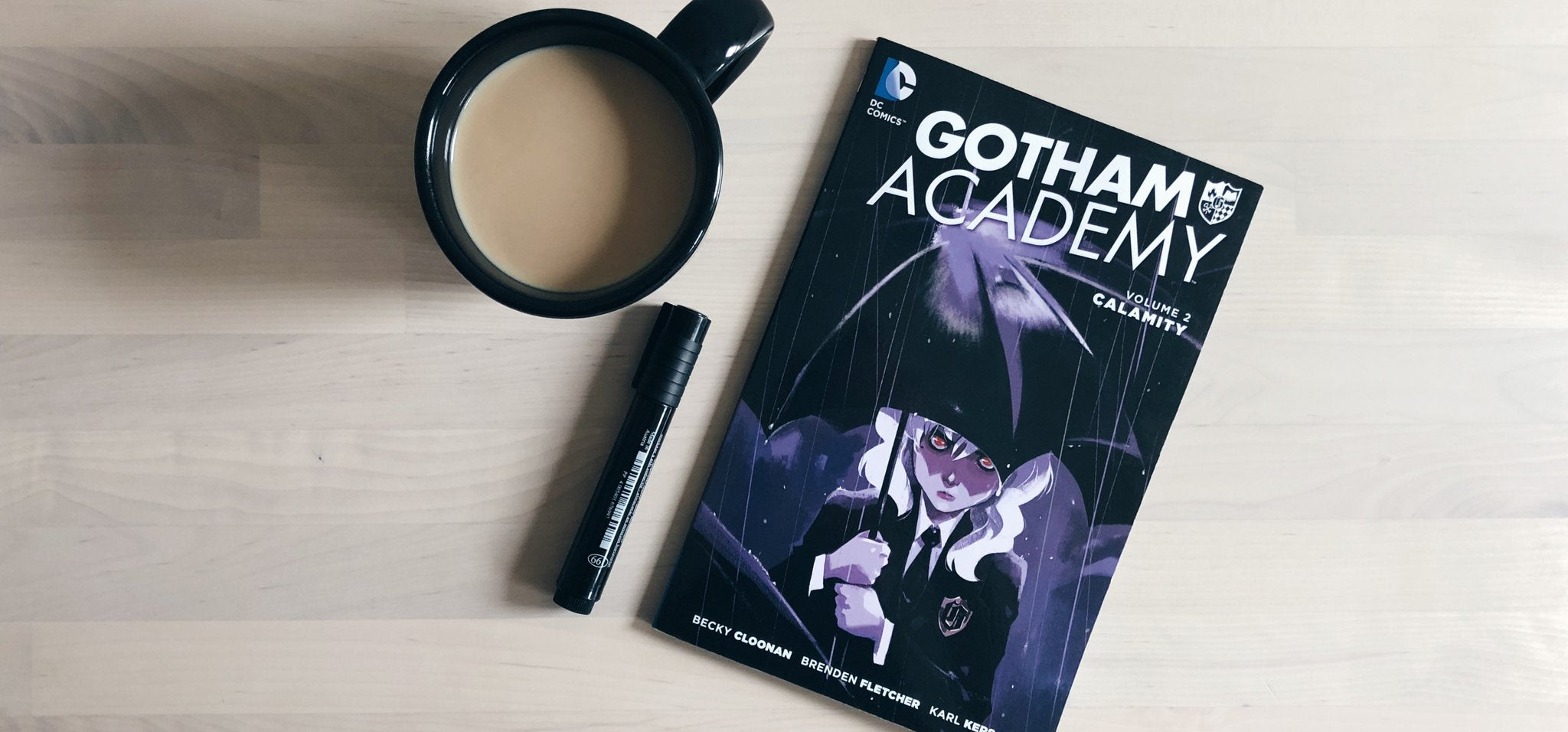 Coffee Break: Gotham Academy Volume Two