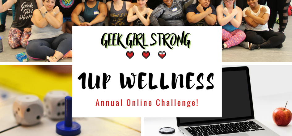 Monday Motivation | 1up Wellness Challenge edition!