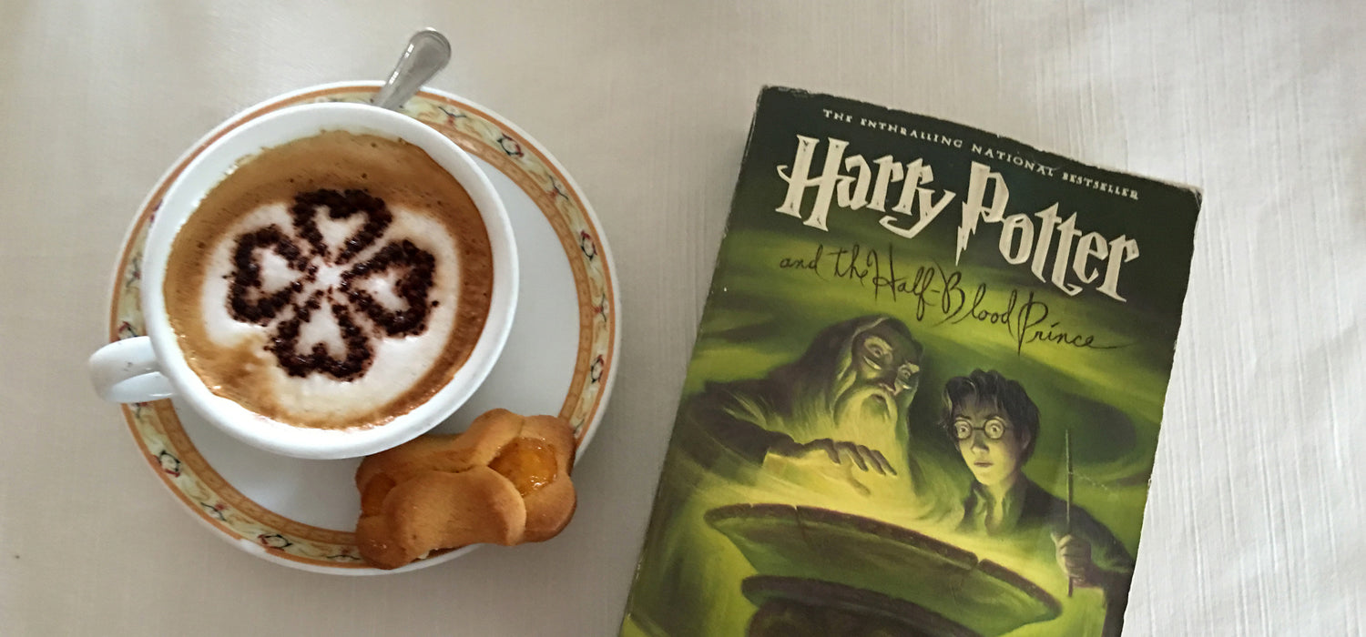 Coffee Break: Harry Potter and the Half-Blood Prince