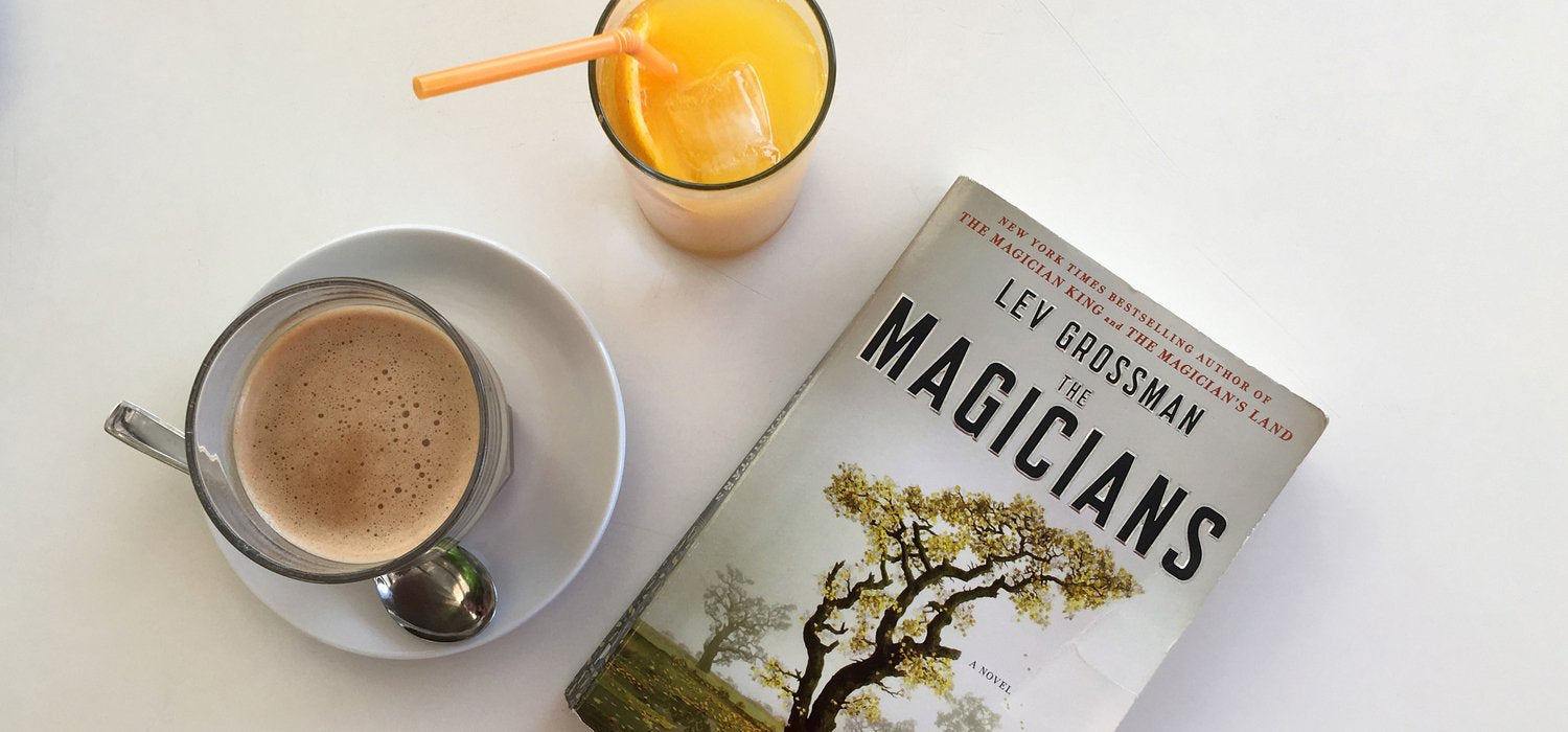 Coffee Break: The Magicians