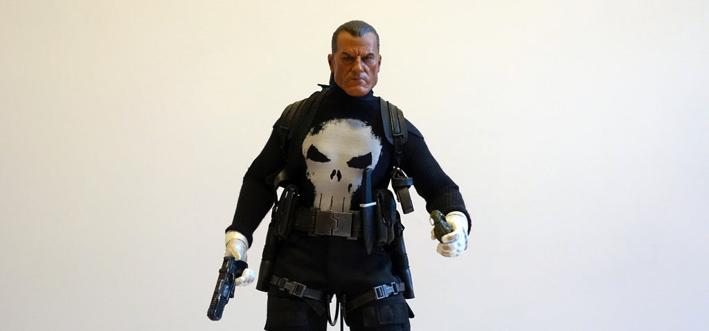 Sideshow Collectibles Unboxing: Punisher