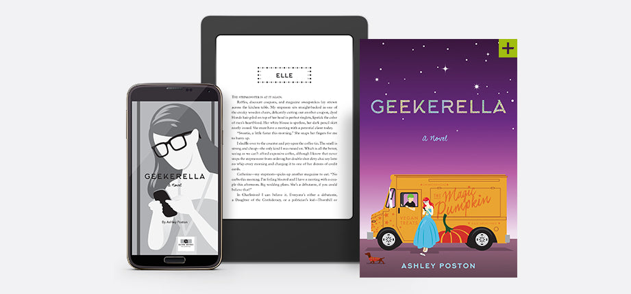 Talk Nerdy to Me: Geekerella Bookstagram Magic