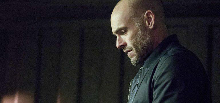 Paul Blackthorne Leaving Arrow