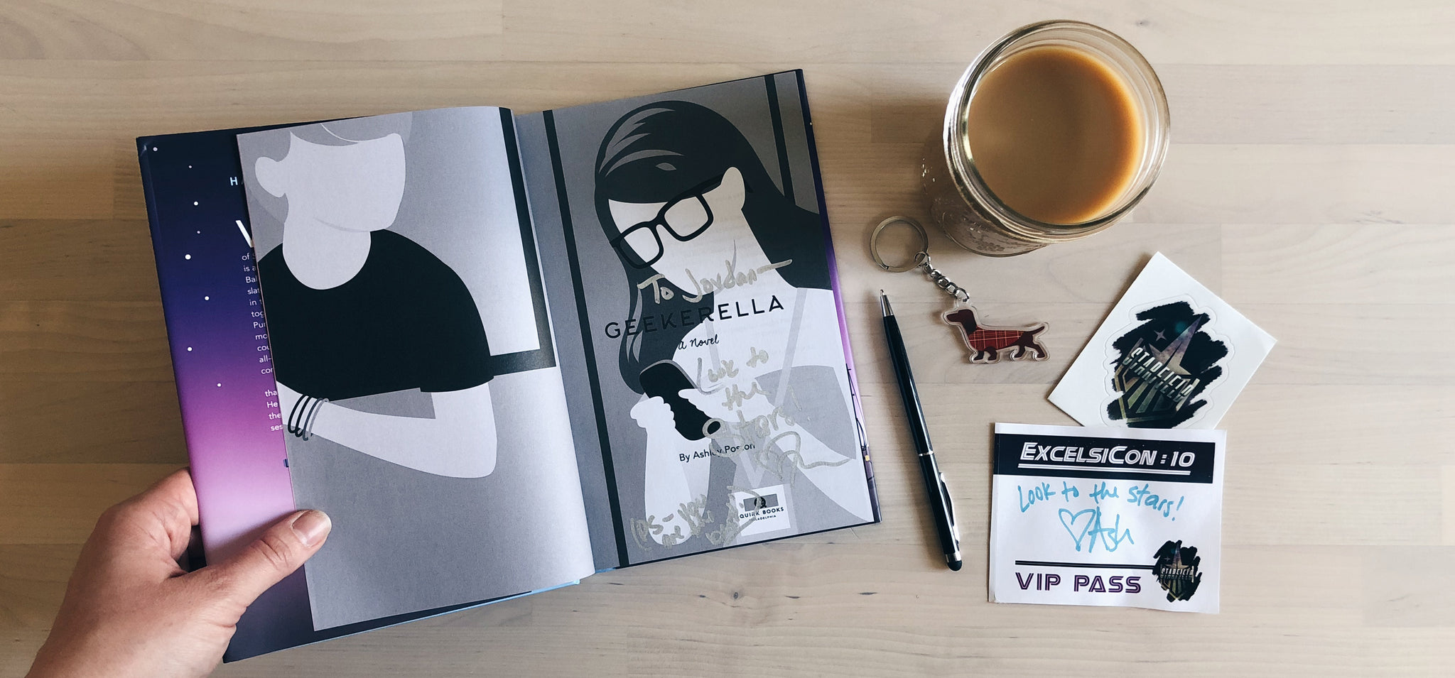 Coffee Break: Geekerella