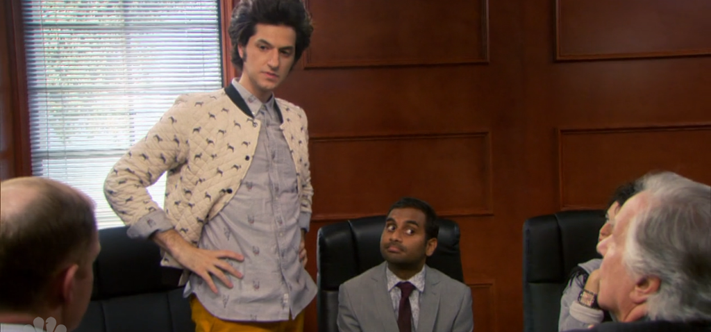 Geek Fashion Fix: Fictional Style Icon | Jean-Ralphio Saperstein
