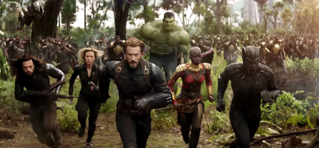 Twitter Chat: Infinity War Excite