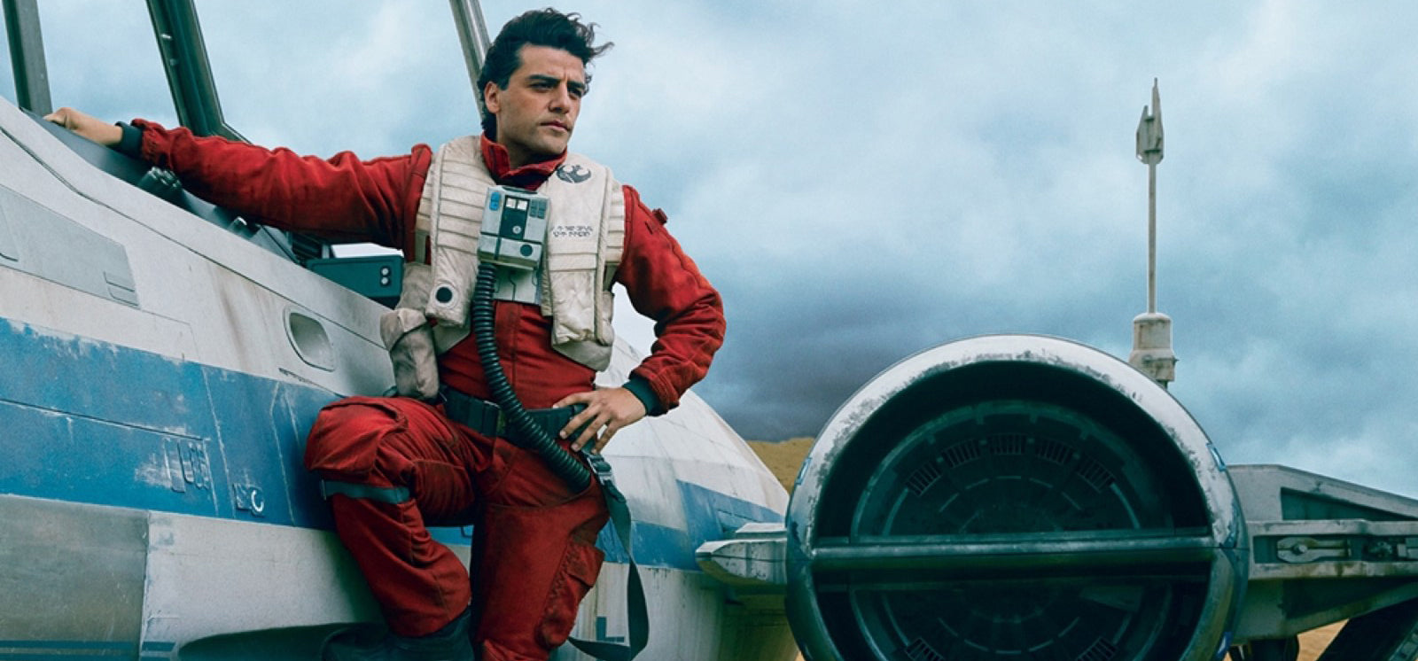 Fictional Crush Appreciation: Poe Dameron