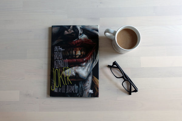 Coffee Break: Joker by Lee Bermejo