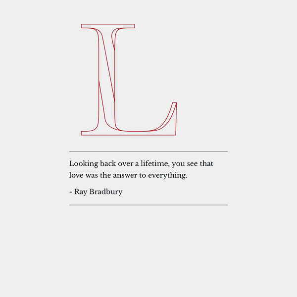 Start your day off right... with Ray Bradbury