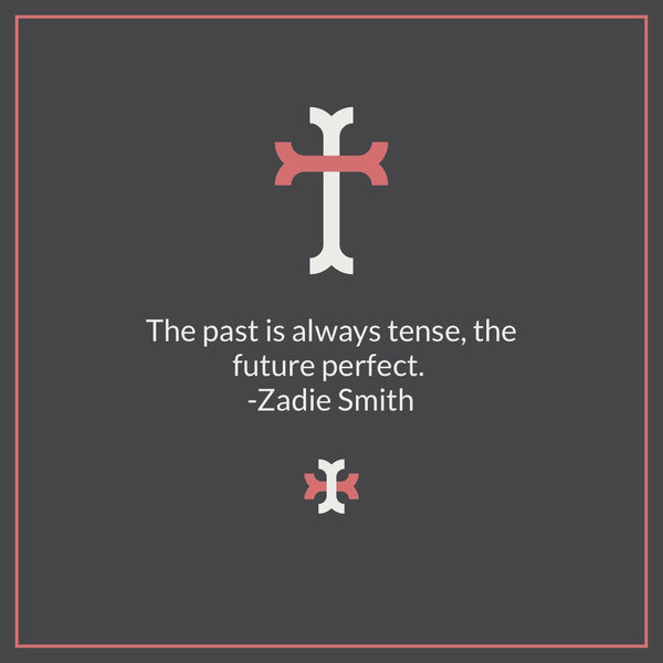 Start your week off right... with Zadie Smith
