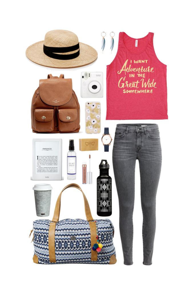 Geek Chic Outfit Inspiration: Belle