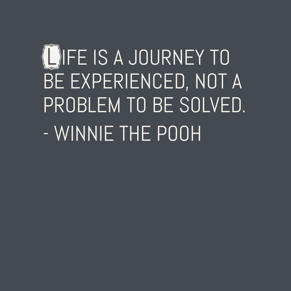 Start your day off right... with Winnie the Pooh