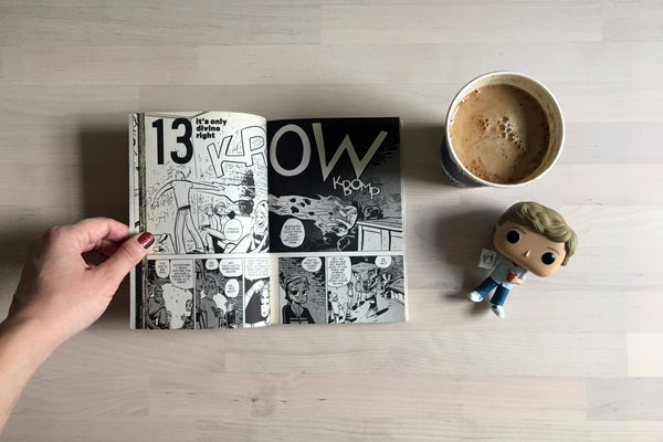 Coffee Break: Scott Pilgrim Vol. 3