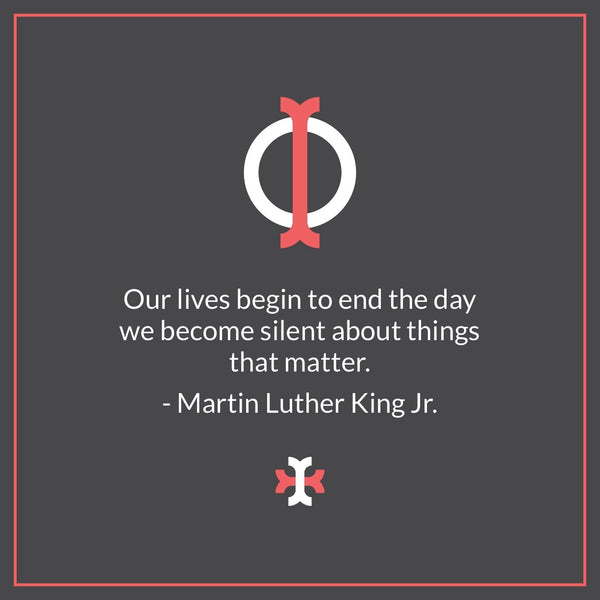 Start your week off right... with MLK