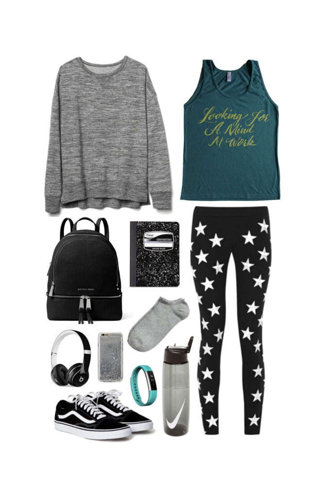 Geek Chic Outfit Inspiration: Werk