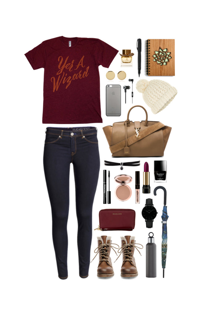 Geek Chic Outfit Inspiration: I Am What I Am