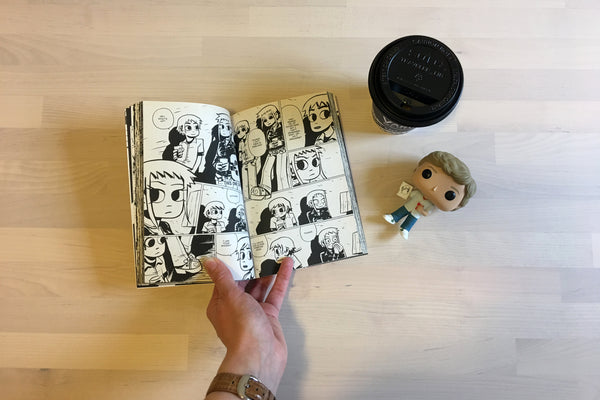 Coffee Break: Scott Pilgrim Vol. 1