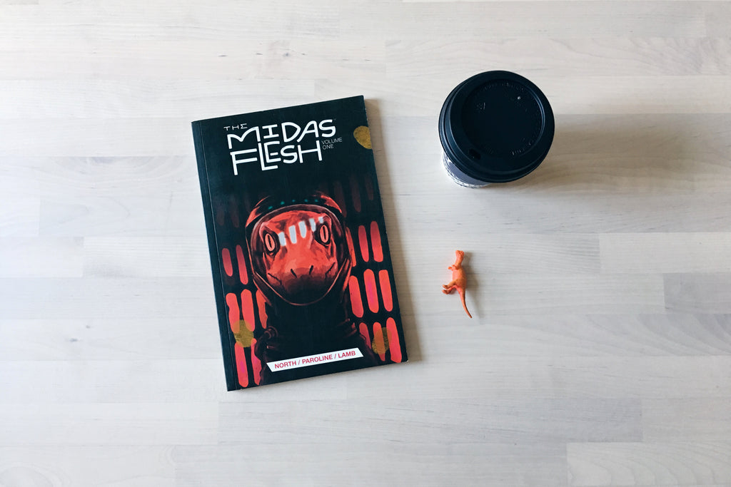 Coffee Break: Midas Flesh Vol. 1
