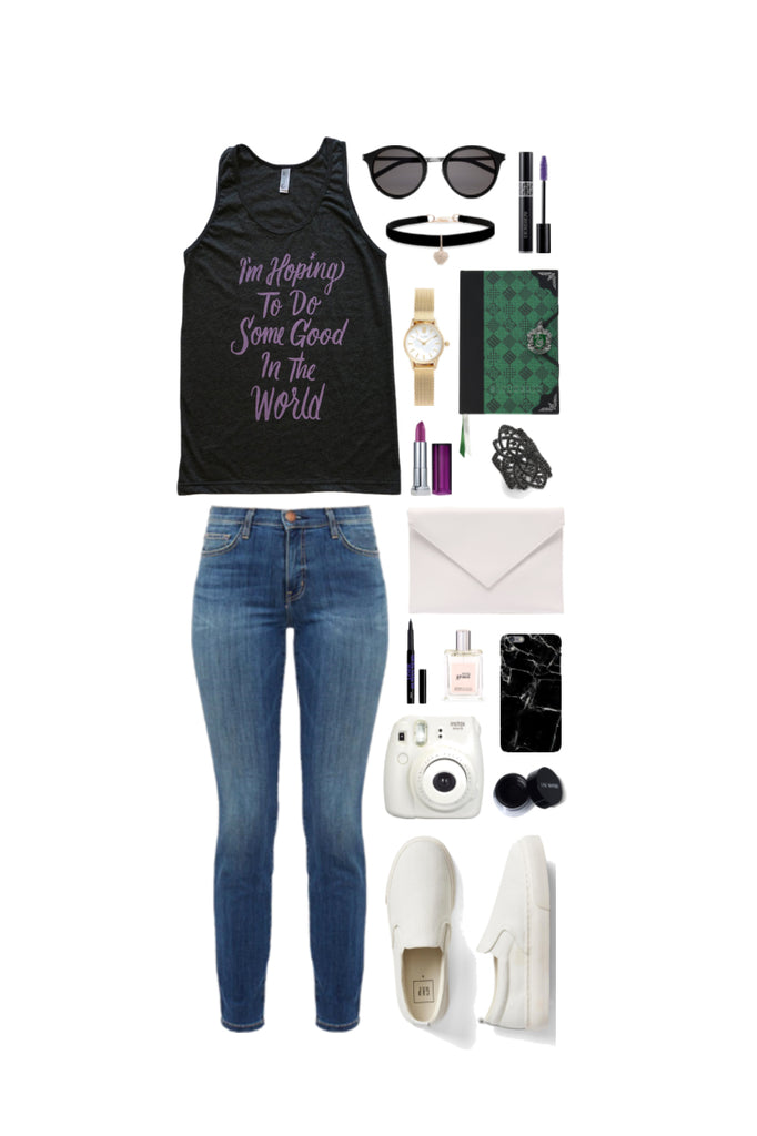 Geek Chic Outfit Inspiration: After all this time?