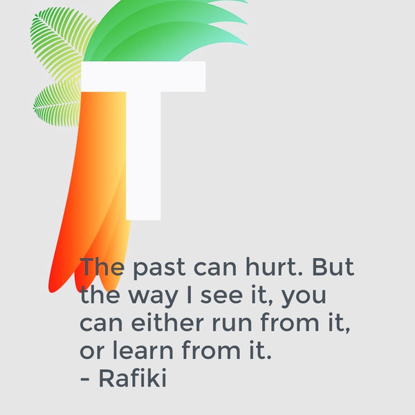 Start your week off right... with Rafiki