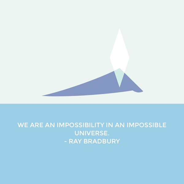 Start your week off right... with Ray Bradbury